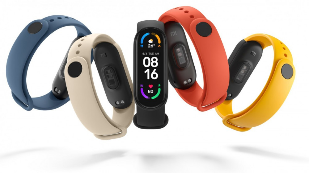 Xiaomi Mi Smart Band 6 arrives with larger display, Mi Smart Projector 2 Pro unveiled