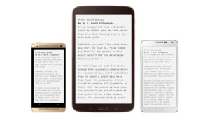 iA Writer for Android first look