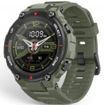 Amazfit T-Rex in Army Green color