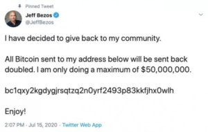 Major Twitter account scam uses high-profile handles to scam people for Bitcoin
