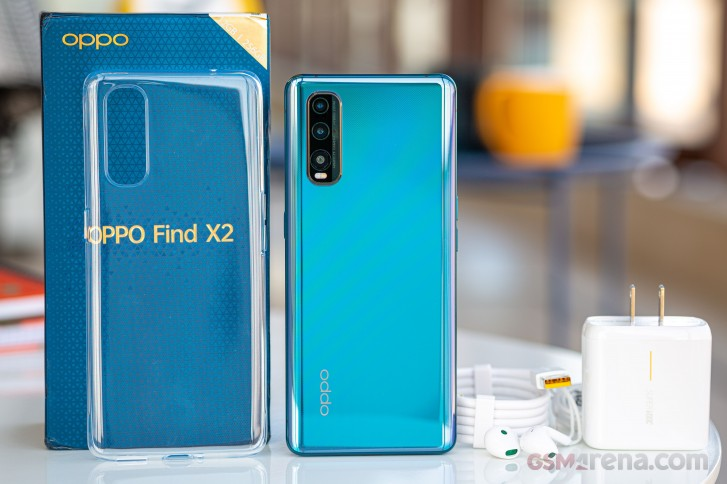 Oppo Find X2 in for review