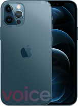 Apple iPhone 12 Pro in Blue, Gold, Graphite and Silver