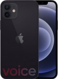 Apple iPhone 12 in Black, Blue, Green, Red and White