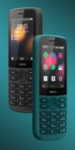 Nokia 215 4G and Nokia 225 4G featurephones go global, first stop is India