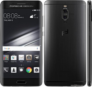 The Porsche Design Mate 9 Pro didn't look all that different from the regular 9 Pro