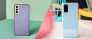 Samsung Galaxy S21 series vs Galaxy S20 series – the upgrades detailed