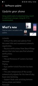 Samsung Galaxy Note10 series is now getting One UI 3.1