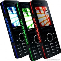 The Samsung M7500 Emporio Armani was also known as the /