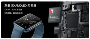 Oppo Watch 2 unveiled with Wear 4100 chipset, 42mm and 46mm sizes available with eSIM