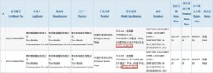 Two new vivo phones certified with 44W charging