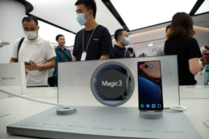 Honor overtakes Apple and Xiaomi to become third largest maker in China in July