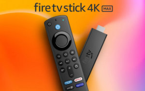Amazon launches Fire TV Stick 4K Max with faster processor and Wi-Fi 6