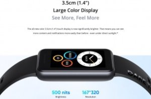 Realme Band 2 goes official with a bigger screen, new design